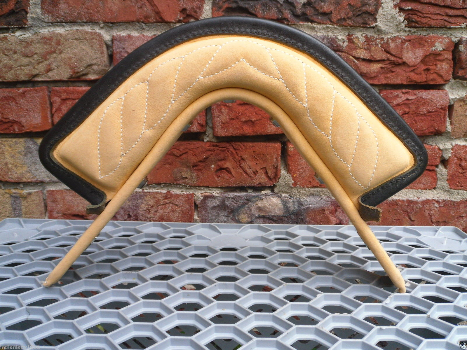 SONDERPREIS Kopfeisen Fork f. Espaniola Deluxe schwarz sand K2
