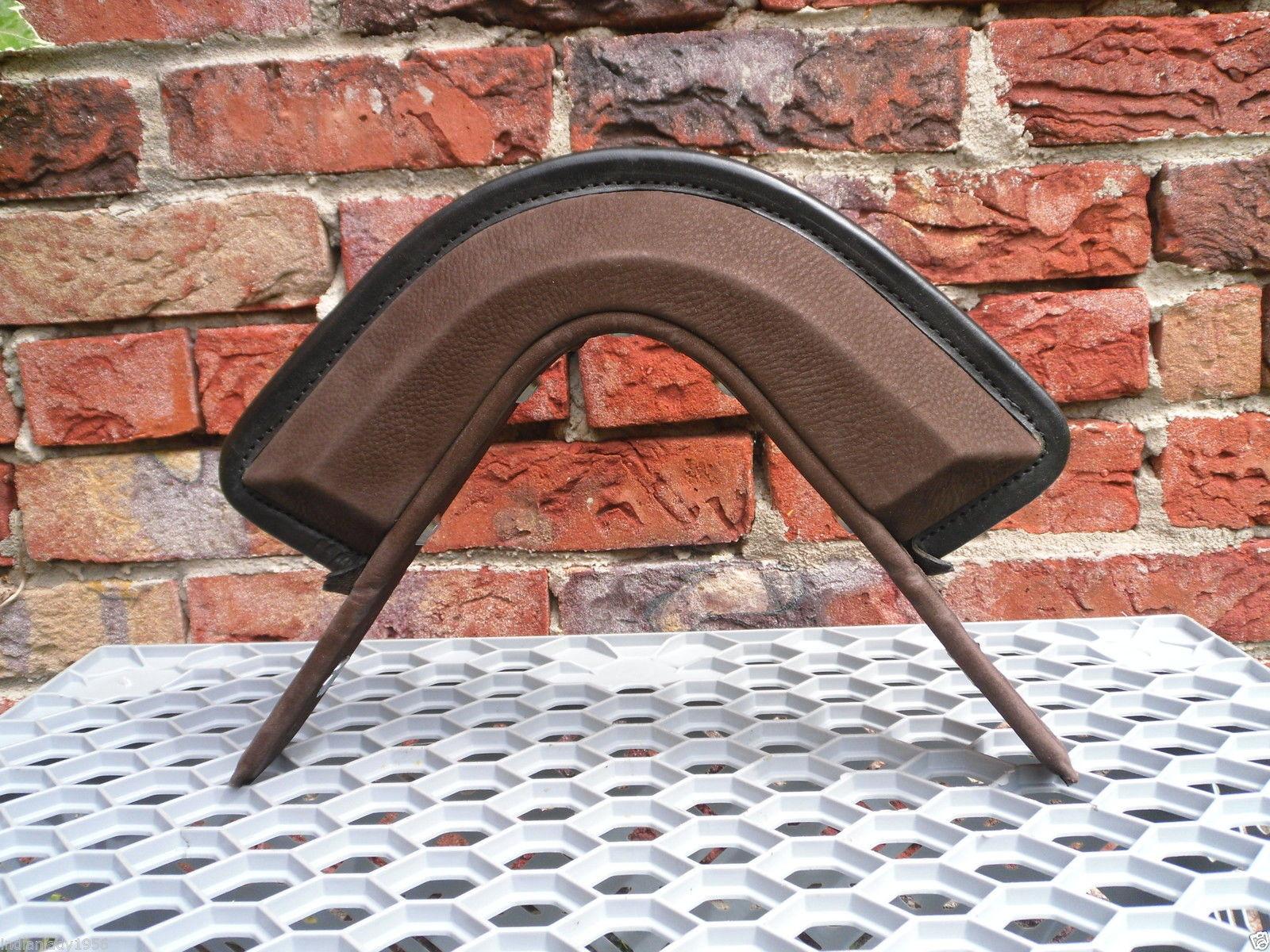 Fork Kopfeisen f. Startrekk Espaniola /Pro braun/schw K 2 neuw.aus Vorführsattel