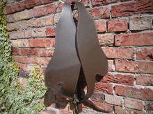 Western Fender schmal in braun von Barefoot