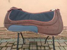 Barefoot Spezial Sattelunterlage Missoula Virginia polsterbar für baumlose Sättel geeignet