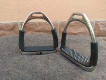 Sicherheitssteigbügel mit Gelenk 4,75'' von Barefoot