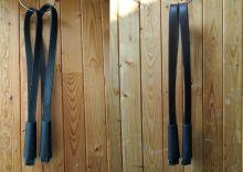 Steigbügelriemen englisch spezial von Barefoot mit Loop