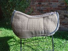 Mattes - Western - Correction Pad 70cm-taupe-taupe