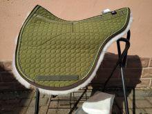 Mattes Sattelunterlage für Deuber Comfort und Comfort shorty mit Correction