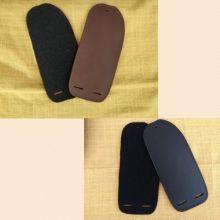 1 Paar Adapter für Klettpauschen für Deuber Barocksättel braun oder schwarz