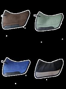 Sattelunterlage ohne Moosgummiauflage für Quantum mit Fendern von Grandeur verschiedene Farben